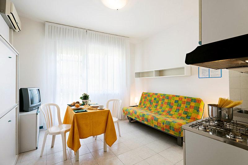 Pineda Aparthotel Wohnbeispiel