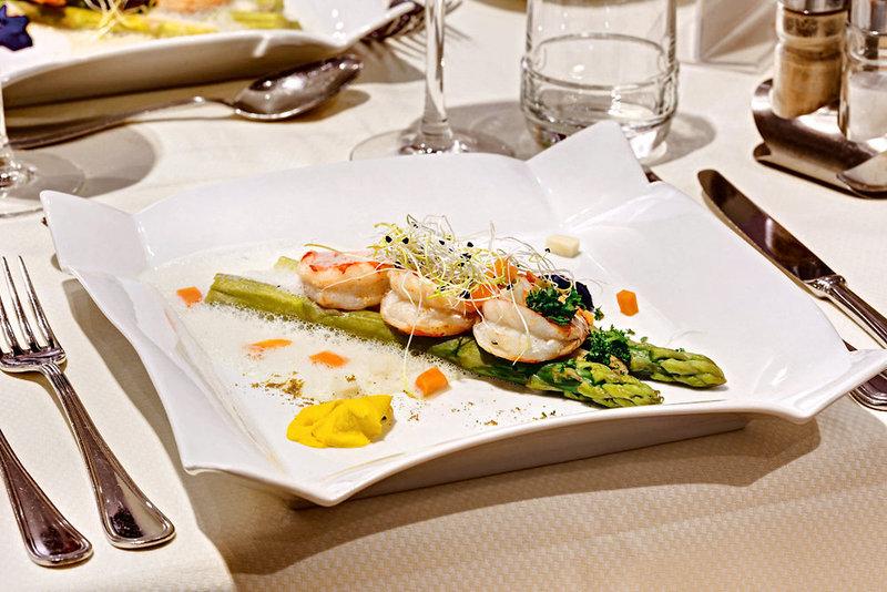Silva Hotel Spa Balmoral Restaurant