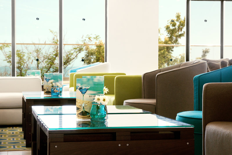 SENTIDO Marea Lounge/Empfang