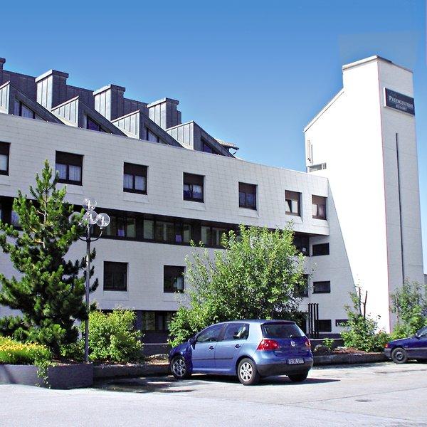 Familienhotel Predigtstuhl Resort Außenaufnahme