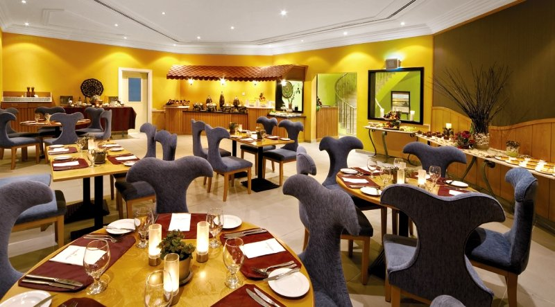 Golden Tulip Resort Dibba Restaurant