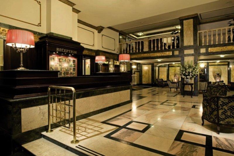 Danubius Astoria City Center Lounge/Empfang