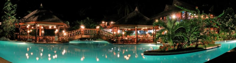 Coco Beach Island Resort Pool