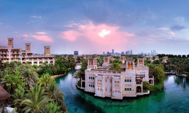 Madinat Jumeirah Resort - Jumeirah Dar Al Masyaf Außenaufnahme