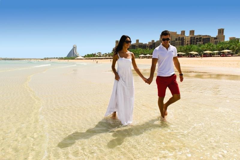 Madinat Jumeirah Resort - Jumeirah Dar Al Masyaf Strand
