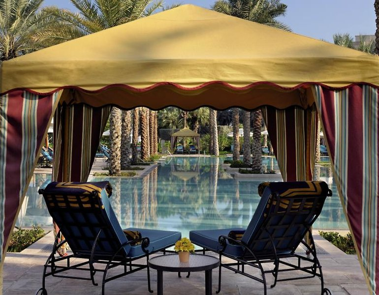 The Palace at One&Only Royal Mirage Pool