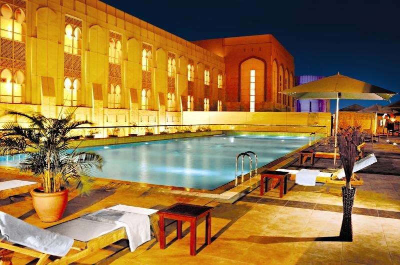 Salalah Gardens Hotel  Pool