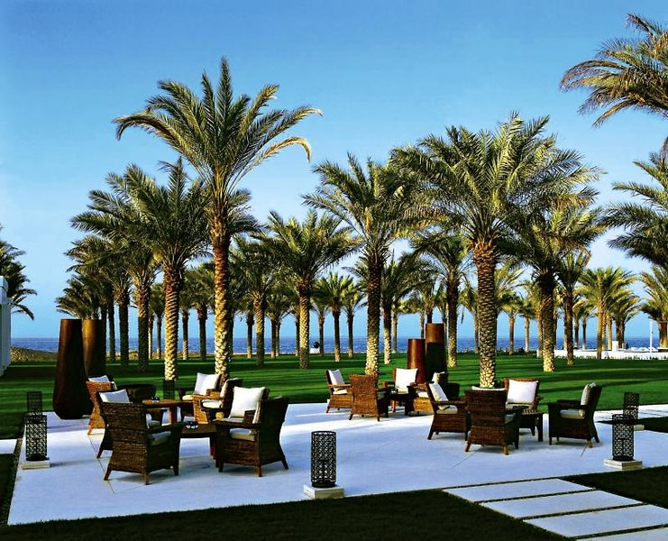 The Chedi Muscat Bar