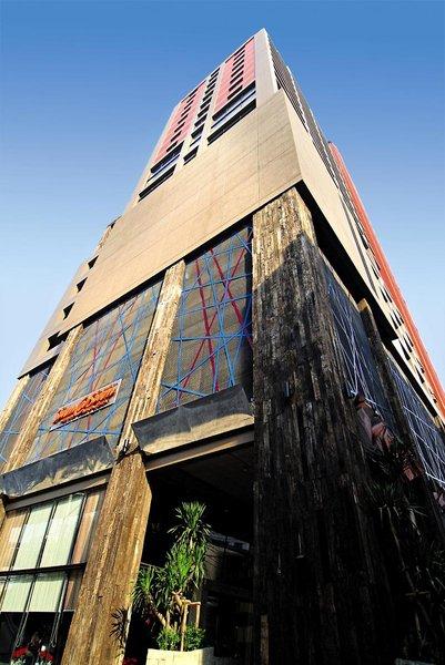 Siam @ Siam Design Hotel & Spa Außenaufnahme