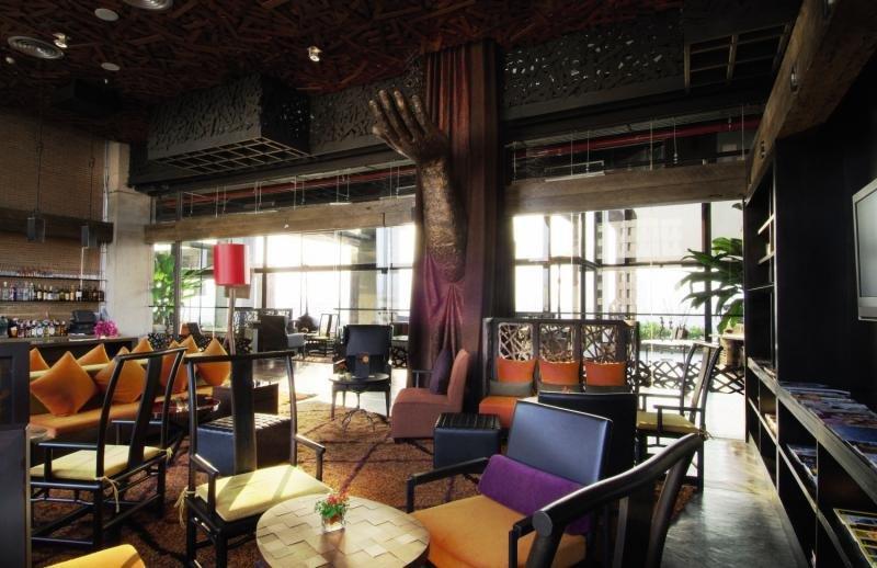 Siam @ Siam Design Hotel & Spa Lounge/Empfang
