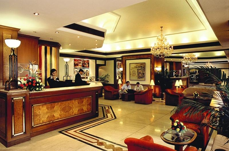 Fariyas Lounge/Empfang