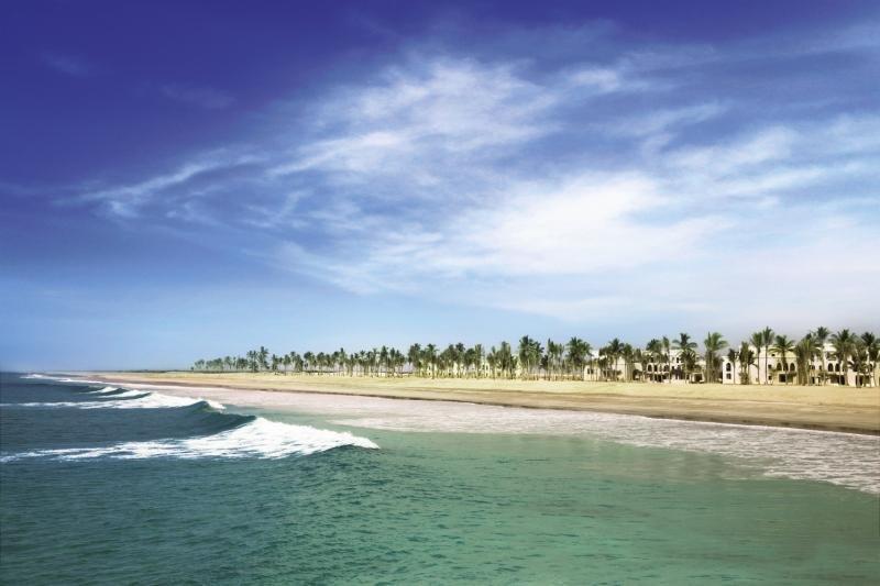Salalah Rotana Resort Strand