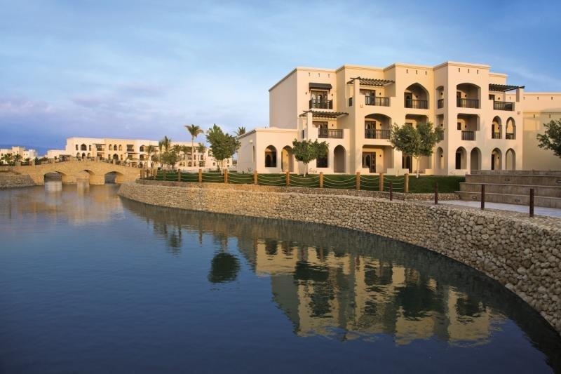 Salalah Rotana Resort Außenaufnahme