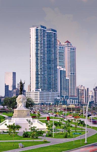 Intercontinental Miramar Panama Außenaufnahme