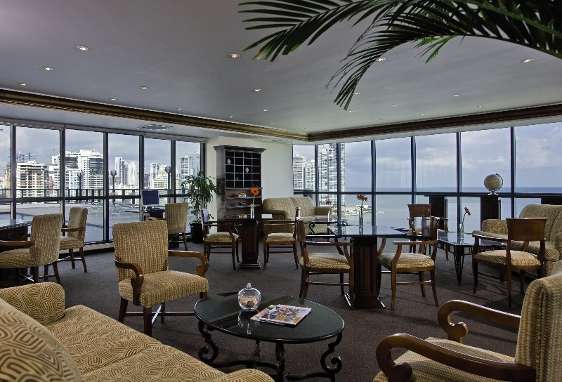 Intercontinental Miramar Panama Lounge/Empfang