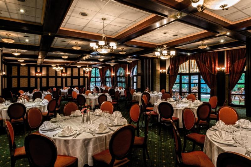 Danubius Grand Hotel Margitsziget Restaurant