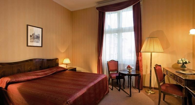 Danubius Grand Hotel Margitsziget Wohnbeispiel
