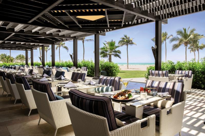 Salalah Rotana Resort Restaurant
