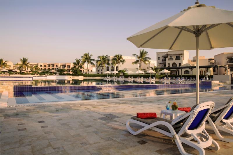 Salalah Rotana Resort Pool