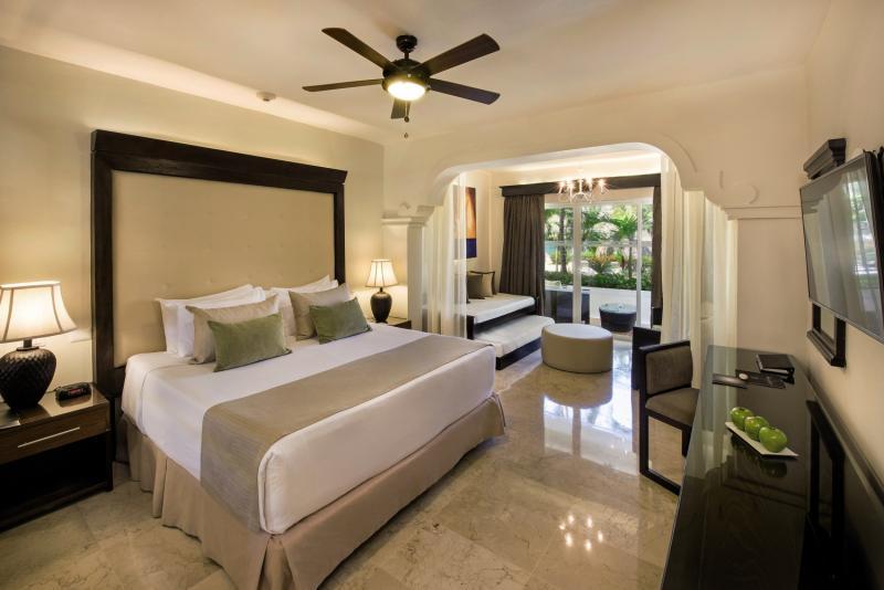 Melia Caribe Beach Resort Wohnbeispiel