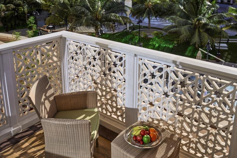 Salalah Gardens Hotel  Terrasse