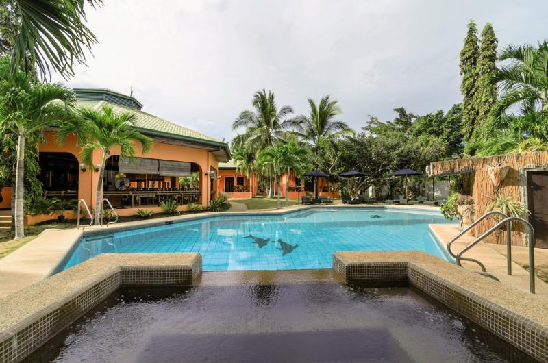 Bohol Sea Resort Pool