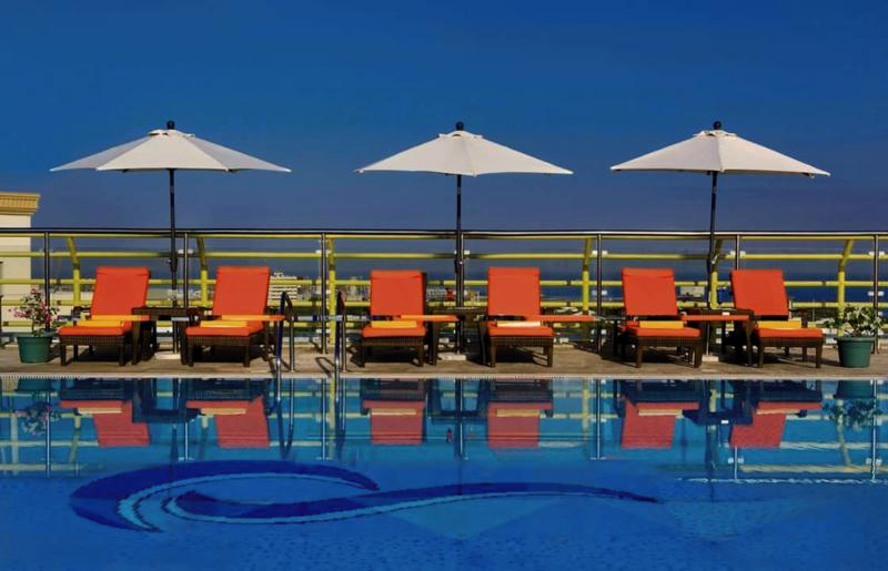 City Seasons Muscat Pool