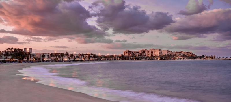 Hilton Ras Al Khaimah Resort & Spa Landschaft