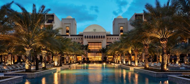 Hilton Ras Al Khaimah Resort & Spa Außenaufnahme