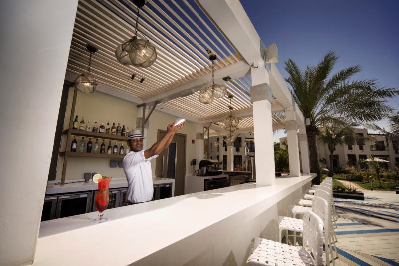 Hilton Ras Al Khaimah Resort & Spa Lounge/Empfang