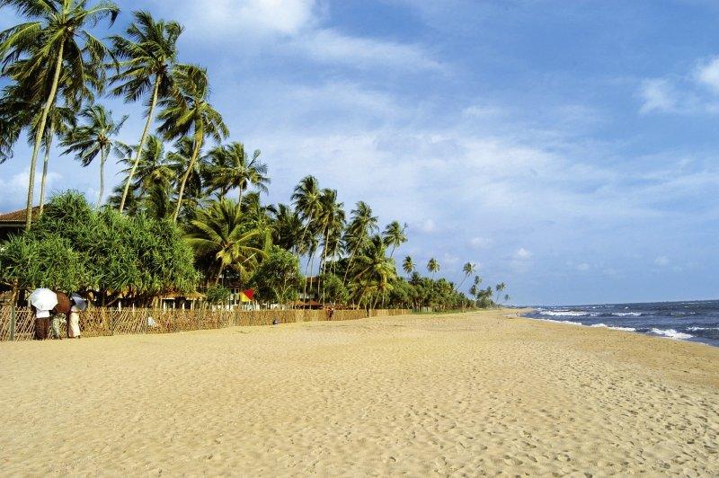 Tangerine Beach Strand