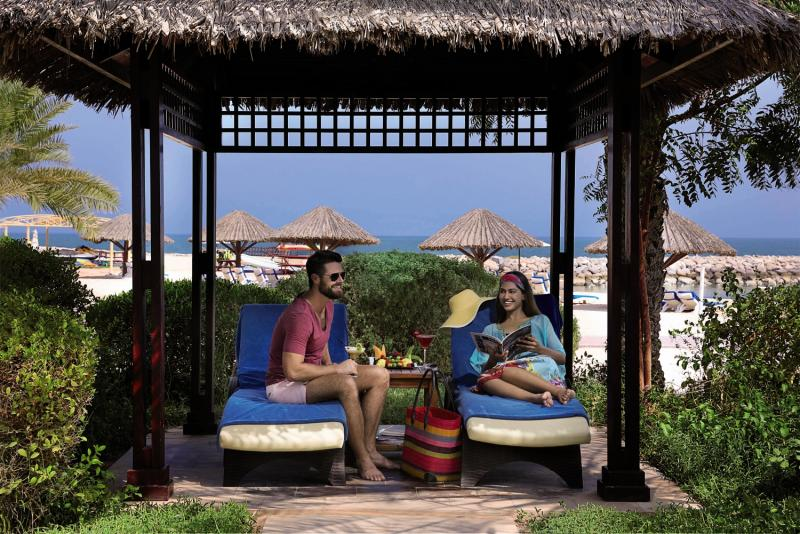 Hilton Ras Al Khaimah Resort & Spa Personen