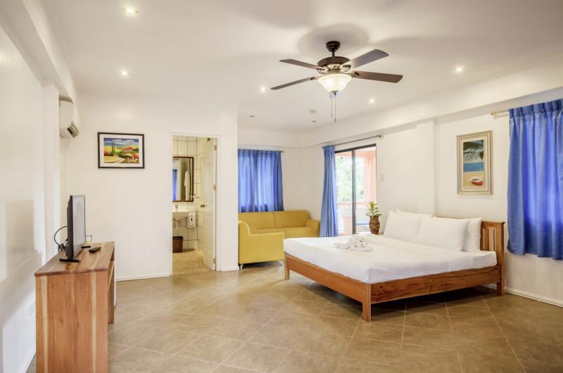 Bohol Sea Resort Lounge/Empfang