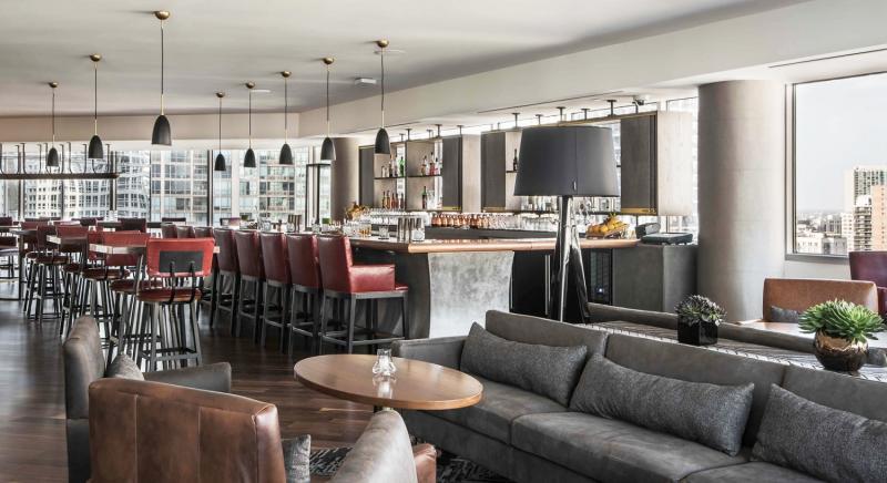 Conrad Chicago Bar