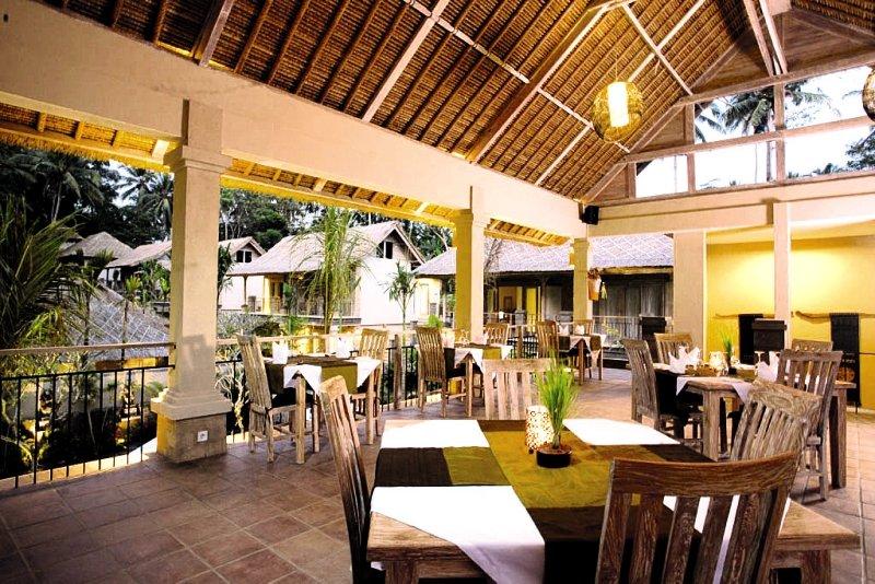 Puri Sunia Resort Restaurant