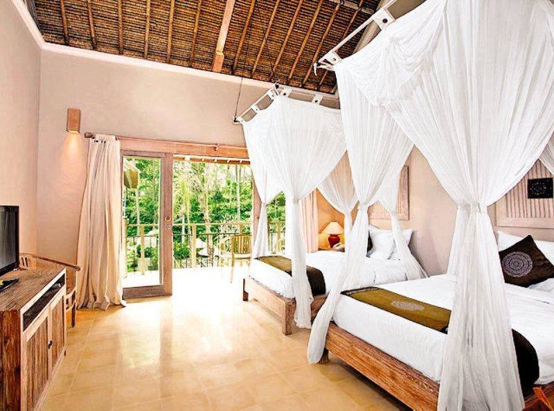 Puri Sunia Resort Wohnbeispiel