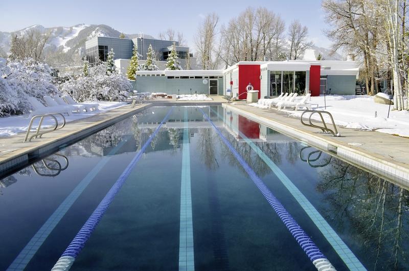 The Aspen Meadows Pool