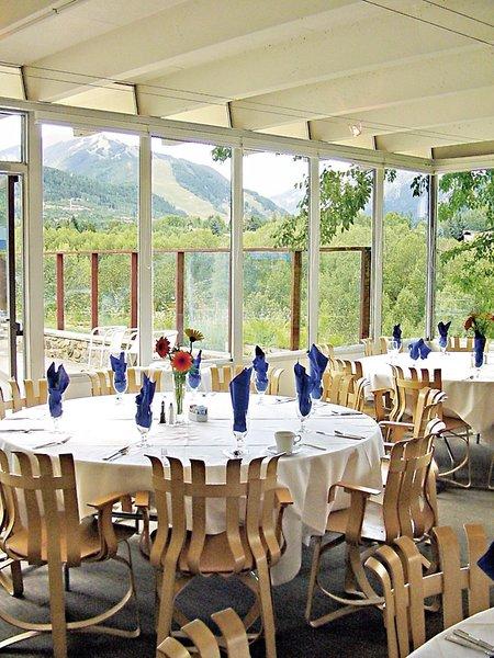 The Aspen Meadows Restaurant