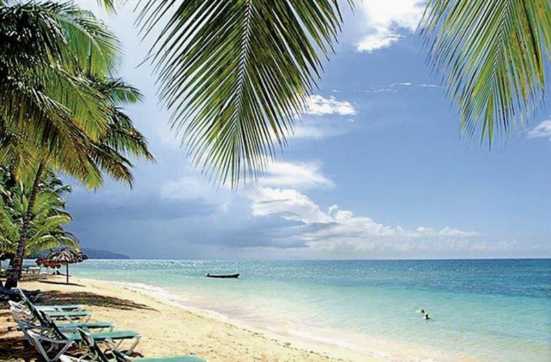 Playa Colibri Strand