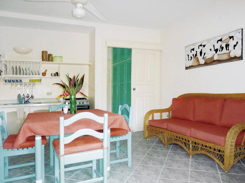 Playa Colibri Lounge/Empfang