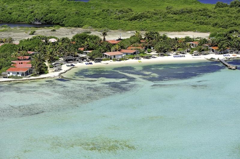 Sorobon Beach Resort Landschaft