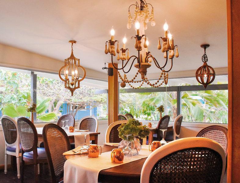 Sorobon Beach Resort Restaurant