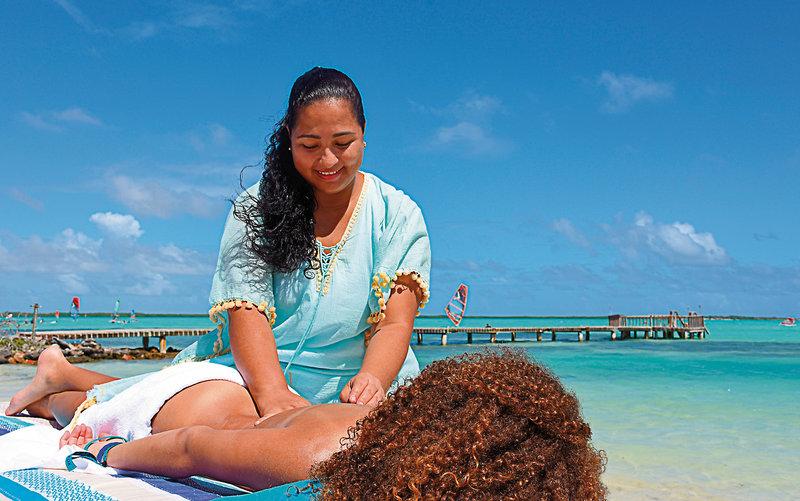 Sorobon Beach Resort Wellness