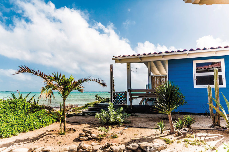 Sorobon Beach Resort Garten