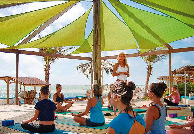 Sorobon Beach Resort Personen