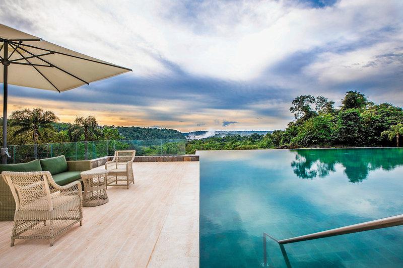 Melia Iguazu Resort & Spa Terrasse