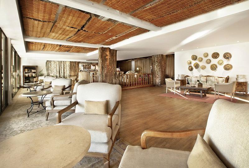Melia Iguazu Resort & Spa Lounge/Empfang