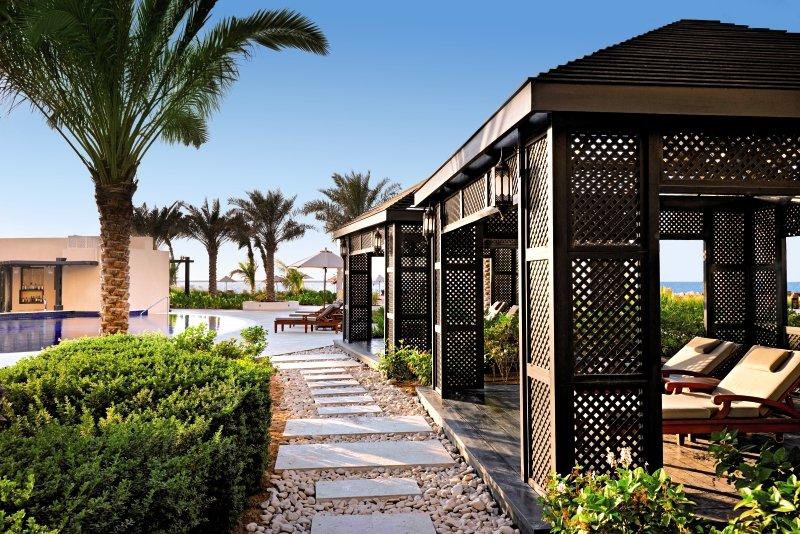 Waldorf Astoria Ras Al Khaimah Garten