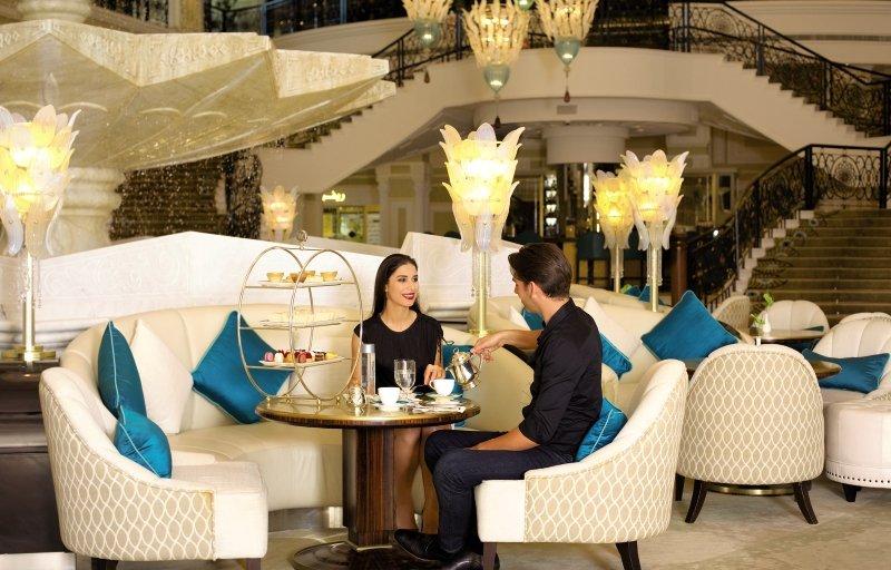 Waldorf Astoria Ras Al Khaimah Lounge/Empfang