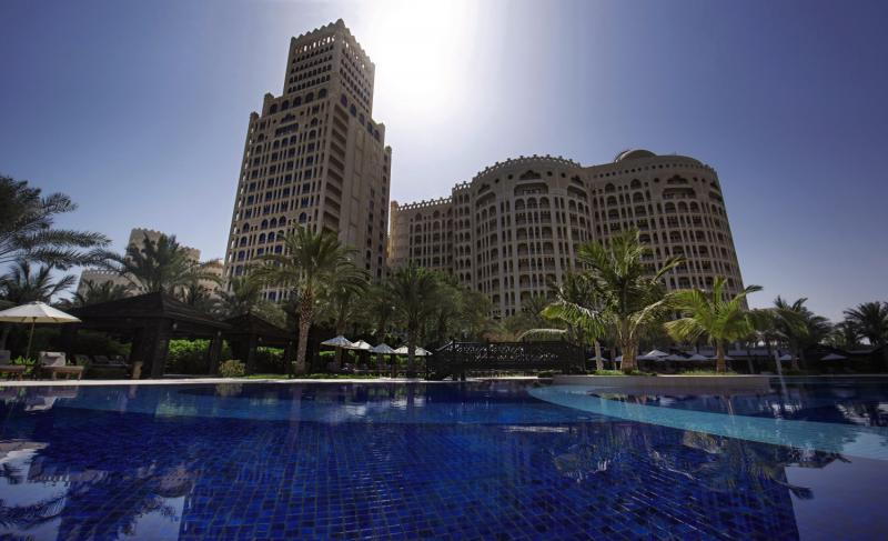 Waldorf Astoria Ras Al Khaimah Außenaufnahme
